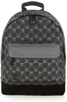 Topman Mi-pac Grey Dice Backpack*