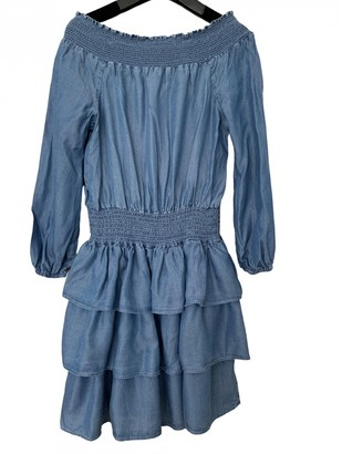 Michael Kors Blue Denim - Jeans Dresses
