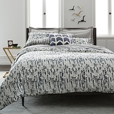 DwellStudio Dwell Studio Lucienne Duvet Cover, Full/Queen
