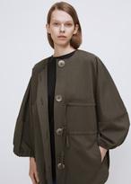 Ports 1961 tundra single breasted coat