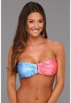 O'Neill Freedom Bandeau Top (Americana Stars Multi) - Apparel