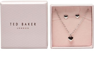 Ted Baker Womens Amoria Sweetheart Gift Set Silver-Col