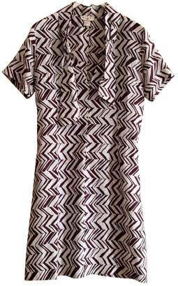 Marni For H&M For H&m \N Multicolour Silk Dress for Women