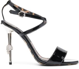 Philipp Plein Iconic open-toe sandals
