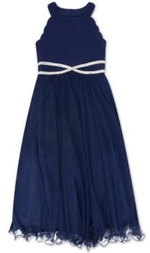 Speechless Big Girls Infinity Waist Dress