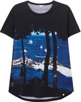 Orlebar Brown Tuscan Tanning Printed Cotton T-shirt