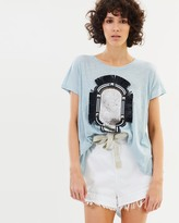 Sass & Bide Floating Bloom Tee