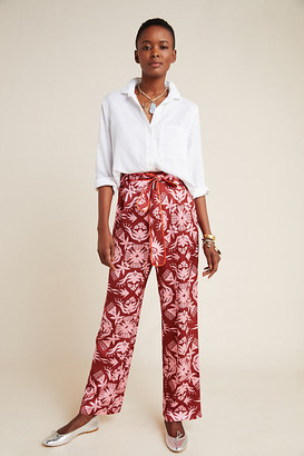 Scotch & Soda Veda Wide-Leg Pants By in Assorted Size XS