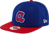 New Era 9fifty Atlanta Braves Retro Ballcap