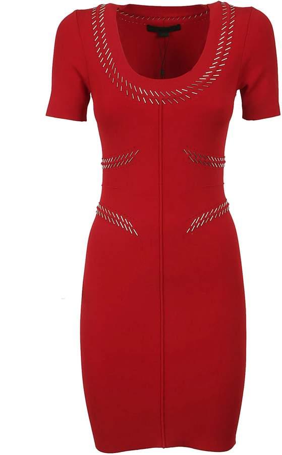 Alexander Wang Embellished Dress