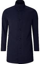 J. Lindeberg Terry Twill Coat, Dark Navy