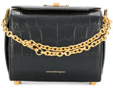 Alexander McQueen Box Bag 16 - women - Calf Leather/Suede - One Size