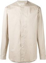 Lemaire Officer collar shirt - men - Cotton/Spandex/Elastane - 50