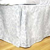 Dormify Snow Leopard Bed Skirt