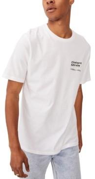 Cotton On Men's Graphic Street T-shirt
