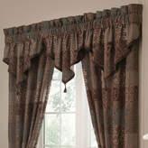 Croscill Classics Catalina Brown 2-Pack Curtain Panels