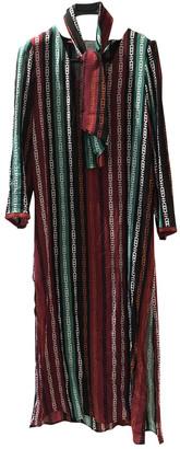 Hayley Menzies Multicolour Silk Dresses