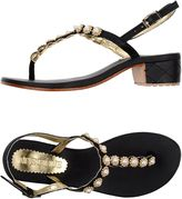 Mystique Toe strap sandals