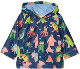 Hatley Mega Monsters Classic Raincoat Boy's Coat