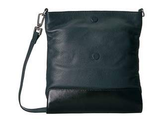 Moleskine Classic Leather Crossbody Bag