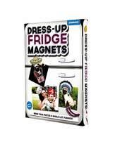Dress Up Fridge Magnets