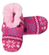 Gymboree Fair Isle Slipper Socks