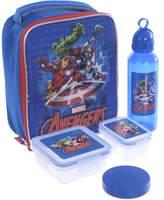 Marvel Avengers 5-Piece Lunch Set