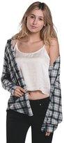 Harlow Womens Valerie Plaid Button Up Shirt