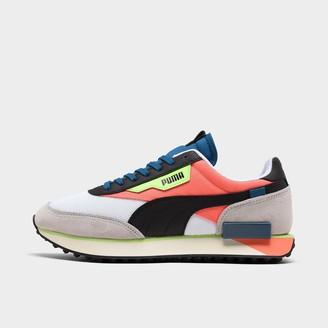 Puma Men's Future Rider Neon Play Casual Shoes