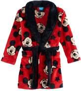 Disney Disney's Mickey Mouse Toddler Boy Bath Robe