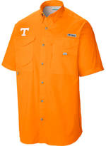 Columbia Men's Tennessee Volunteers College Tamiami Short-Sleeve Shirt