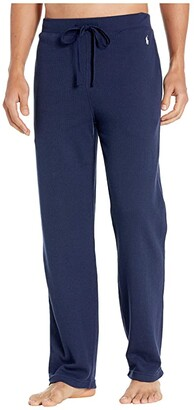 Polo Ralph Lauren Midweight Waffle Solid Pajama Pants