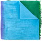 Paul Smith degradé scarf - women - Silk/Cotton - One Size