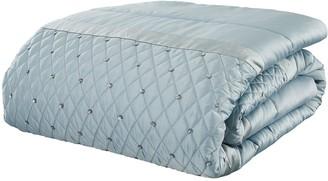 Catherine Lansfield Sequin Cluster Bedspread Throw