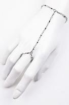 Jacquie Aiche Vintage Finger Bracelet - White