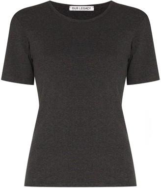 Our Legacy short-sleeve cotton T-shirt