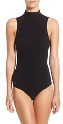 Commando 'Ballet Body' Sleeveless Thong Bodysuit