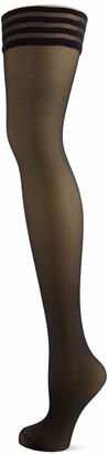 Pour Moi? Women's Strapped-15 Denier Hold-up Stockings 15 DEN