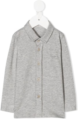 Il Gufo Button-Up Cotton Shirt
