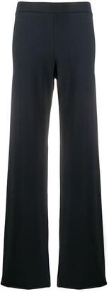 Stefano Mortari Knitted Flared Trousers