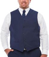 Jf J.Ferrar Classic Fit Suit Vest - Big and Tall