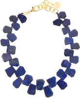 NEST Jewelry Lapis Statement Necklace