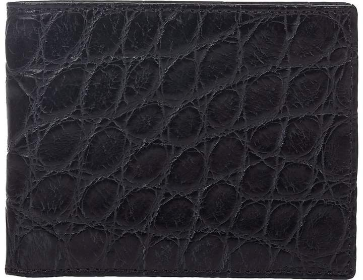 Barneys New York Men's Alligator Billfold