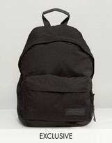 Eastpak Exclusive Wyoming Backpack With Leather Base