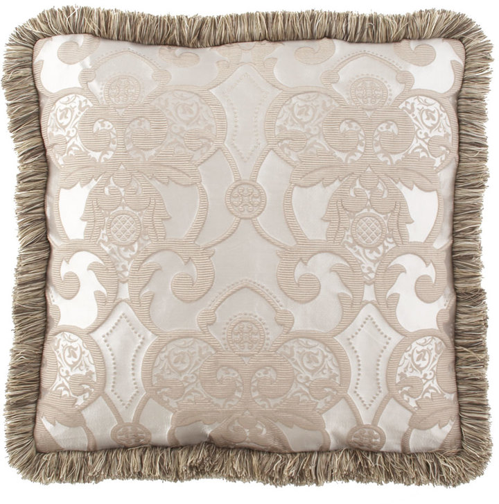 """Dian Austin Couture Home Pure Pewter"""" Bed Linens"""