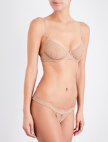 Free People Wishing Well soft-cup underwired lace bra