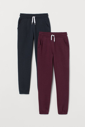 H&M 2-Pack Sweatpants