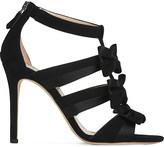 LK Bennett Issie suede open-toe sandals