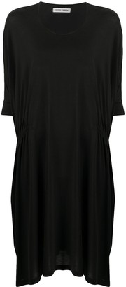 Henrik Vibskov Asymmetric Hem Loose Fit Dress