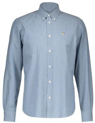 MAISON KITSUNÉ Fox shirt